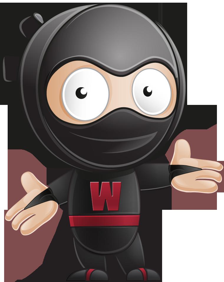 web design ninja welcome
